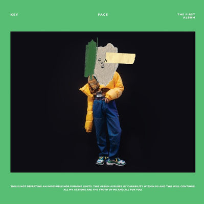 KEY 1st Album 'FACE'