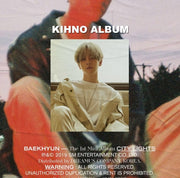 BAEKHYUN 1st Mini Kihno Album 'City Lights'