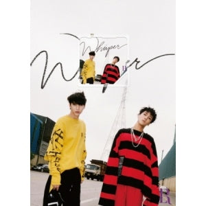 [KIHNO] VIXX LR 2ND MINI ALBUM 'WHISPER'