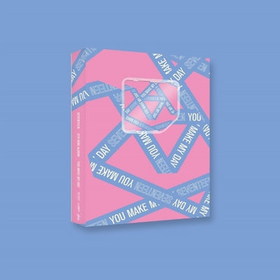 [ONHAND] SEVENTEEN 5TH MINI ALBUM 'YOU MAKE MY DAY' (KIHNO Version)