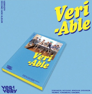 VERIVERY 2nd Mini Album V'ERI-ABLE' Kihno Kit