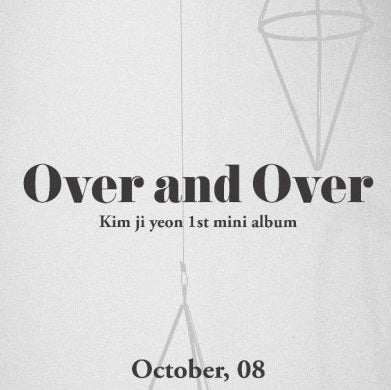 Kim Ji Yeon (LOVELYZ Kei) 1st Mini Album 'Over and Over'
