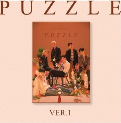 IN2IT 3rd Single KiT Album 'PUZZLE' Air KiT