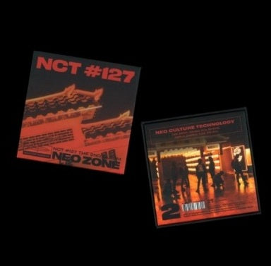 NCT 127 2nd KiT Album 'NCT No127 Neo Zone'
