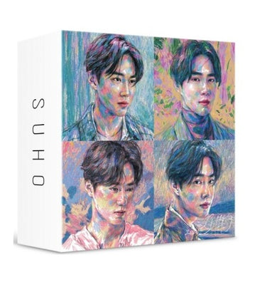 SUHO 1st Mini KiT Album 'Self-Portrait'
