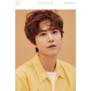 KYUHYUN 2ND SINGLE ALBUM 'GOODBYE FOR NOW'