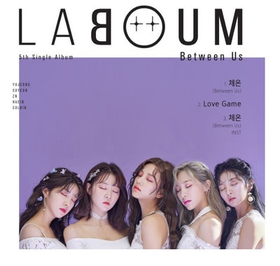 LABOUM 5th Single Album 'Between Us'