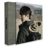 LEE MIN HO - THE WILD (DMZ, THE RECORDS OF 500 DAYS) PHOTOBOOK [LIMITED EDITION]