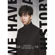 LEE SEUNG GI - THE HISTORY OF LEE SEUNG GI SPECIAL ALBUM