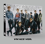 EXO 5th Album 'Don't Mess Up My Tempo' Vivace (Limited Edition)