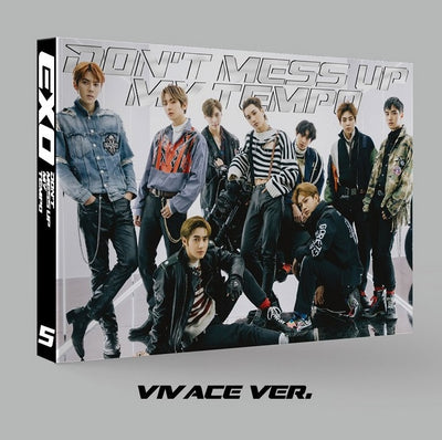 [Limited Edition] EXO 5th Album 'DON'T MESS UP MY TEMPO' Vivace