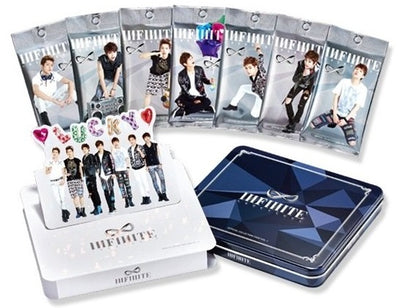 INFINITE Official star collection card set