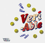 [Limited Edition] VERIVERY 2nd Mini Album 'VERI-ABLE'