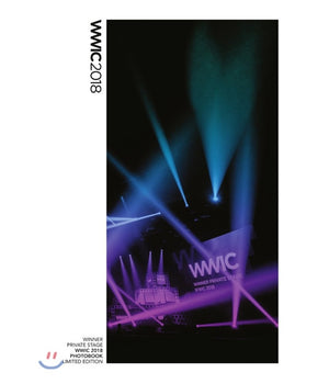 [Limited Edition] WINNER Private Stage WWIC 2018 Photobook