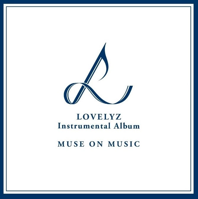 LOVELYZ Instrumental Album 'Muse on Music' (Limited Edition)