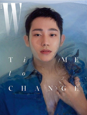 W Korea 'AUGUST 2018' (Jung Hae In)