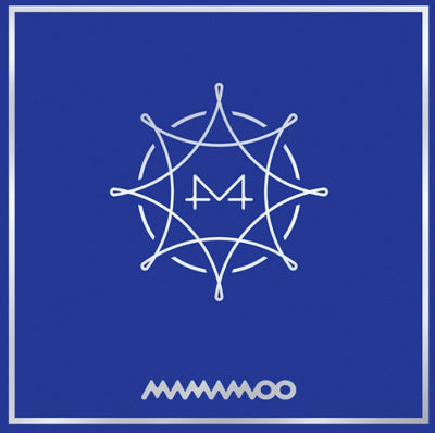 MAMAMOO 8th Mini Album 'BLUE S'