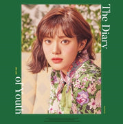 MIN SEO 1st Mini Album 'The Diary of Youth'