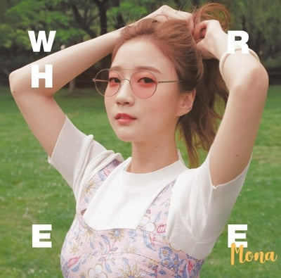MONA Album 'Where'