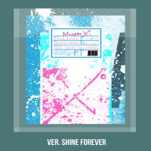 MONSTA X Album Vol.1 Repackage 'SHINE FOREVER'