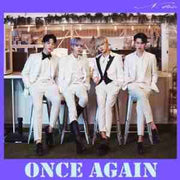 N TIC 1ST MINI ALBUM 'ONCE AGAIN'