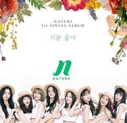 NATURE 1st Single Album 'Pleasant'