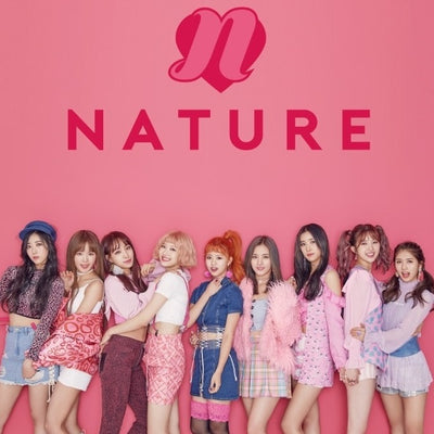 NATURE 2nd Single Album