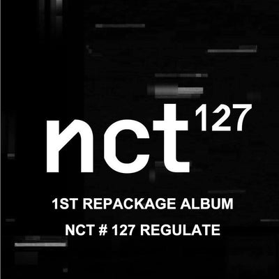 NCT 127 1st Repackage Album 'NCT 127 Regulate' (Random)