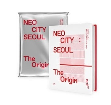 NCT 127 1ST TOUR [NEO CITY : SEOUL - THE ORIGIN] Concert Photo & Live Album
