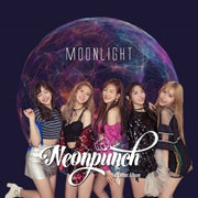 NEONPUNCH 1ST SINGLE ALBUM 'MOONLIGHT'