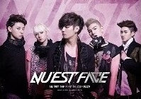 NUEST First Single Album 'FACE'