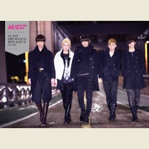 NUEST THE 2ND MINI ALBUM  'HELLO'