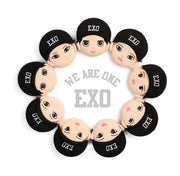 EXO Official Goods 'CHARACTER POUCH'