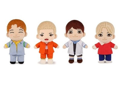 SHINee Official Goods 'CHARACTER DOLL'
