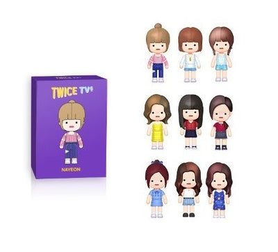 TWICE TV6 BRICK FIGURES