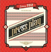 BTOB 2nd Mini Album 'Press Play'