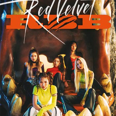 RED VELVET 'RBB' Taiwan Limited Edition
