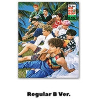 EXO 4TH ALBUM 'THE WAR' (CHINESE VERSION)