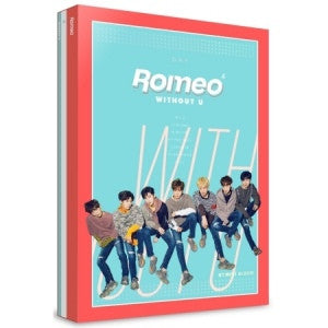 ROMEO 4th Mini Album 'Without U' (Day Ver)