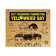SECHSKIES 2017 Fanmeeting 'Yellowkies Day USB Package'
