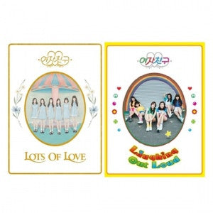 GFRIEND 1st Album 'LOL'