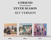 GFRIEND 7th Mini Album 'FEVER SEASON'