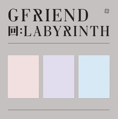 GFRIEND Album 'LABYRINTH'