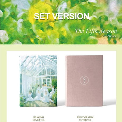 OH MY GIRL 1st Album 'The Fifth Season'