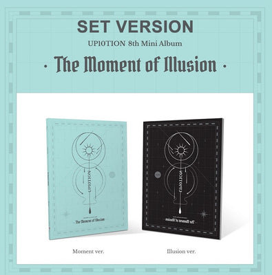 UP10TION 8th Mini Album 'The Moment of Illusion'