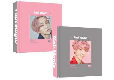 YESUNG 3rd Mini Album 'Pink Magic'