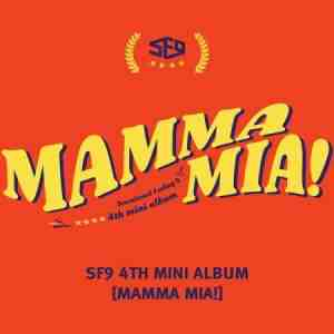 SF9 4th Mini Abum 'Mamma Mia!'