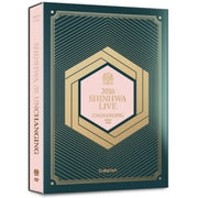 SHINHWA - 2016 SHINHWA LIVE UNCHANGING DVD (2 DISC) + SPECIAL PHOTOBOOK