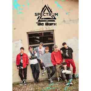 SPECTRUM 1ST MINI ALBUM 'BE BORN'