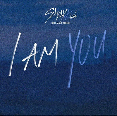 STRAY KIDS 3rd Mini Album 'I AM YOU'